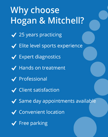 why choose hogan mitchell physiotherapy